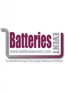 CONGRES INTERNATIONAL DES BATTERIES 2017 @ Palais des Congrès Nice Acropolis | Nice | Provence-Alpes-Côte d'Azur | France